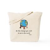 Environmental Canvas Bags