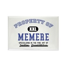 Property of Memere Rectangle Magnet