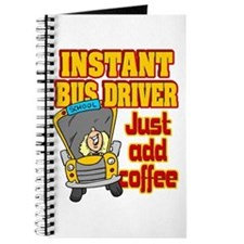 Instant Bus Driver Journal