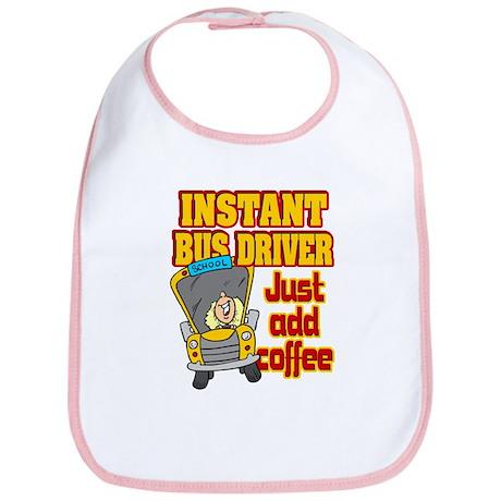 Instant Bus Driver Bib