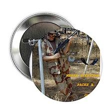 """War 3d 2.25"""" Button (100 pack)"""