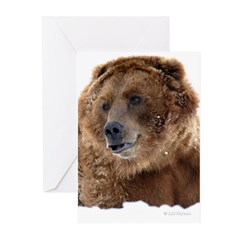 Winter Is Over Greeting Cards (Pk of 10)