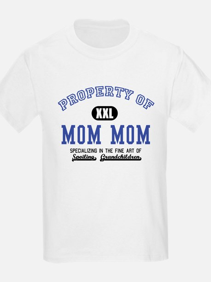 Property of Mom Mom T-Shirt