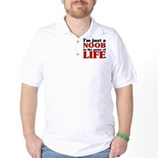 Noob in the Game of Life T-Shirt