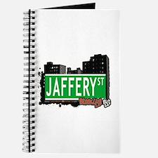 JAFFERY ST, BROOKLYN, NYC Journal
