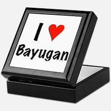I love Bayugan Keepsake Box