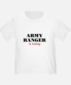 Ranger in Training T