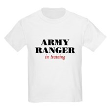 Ranger in Training Kids T-Shirt