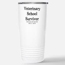 Vet School Survivor 2018 Travel Mug