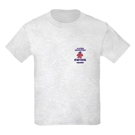 AUTISM AWARENESS 10 Kids Light T-Shirt