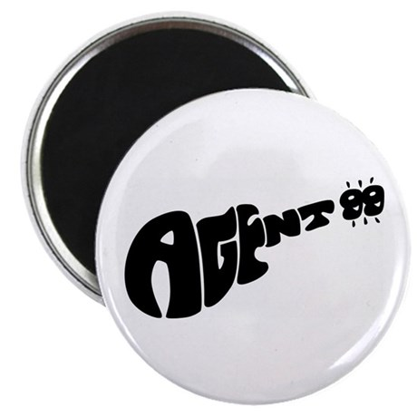 "Agent 99 2.25"" Magnet (10 pack)"