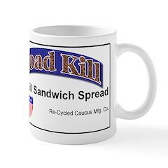 Road Kill Coffee Mug