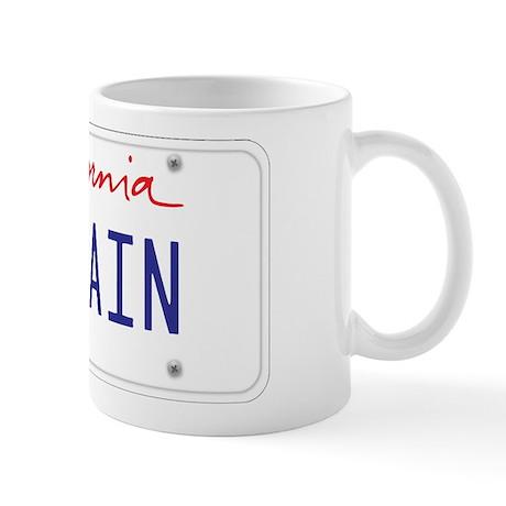 California Supports McCain Mug