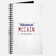 Arkansas Supports McCain Journal