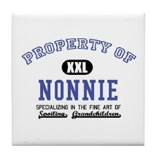 Property of Nonnie Tile Coaster