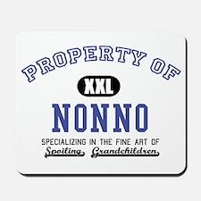 Property of Nonno Mousepad