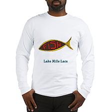 Fish in Fish Long Sleeve T-Shirt