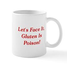 Gluten Is Poison! Mug