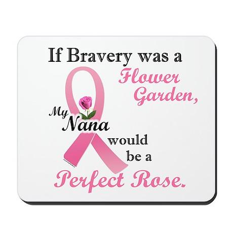 Bravery A Flower Garden 1 (Nana) Mousepad