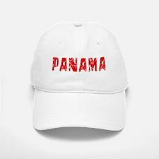 Panama Faded (Red) Baseball Baseball Cap