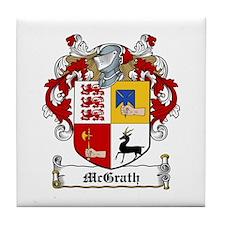 McGrath Tile Coaster