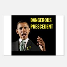 OBAMA SURRENDERS Postcards (Package of 8)