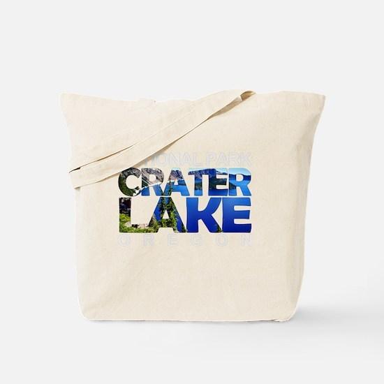 Cool Crater lake Tote Bag