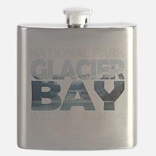 Unique Horizontal Flask