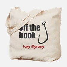 Off the Hook Tote Bag