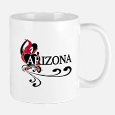 Heart Arizona Mug
