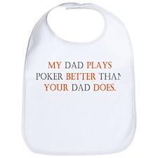 Unique Poker Bib
