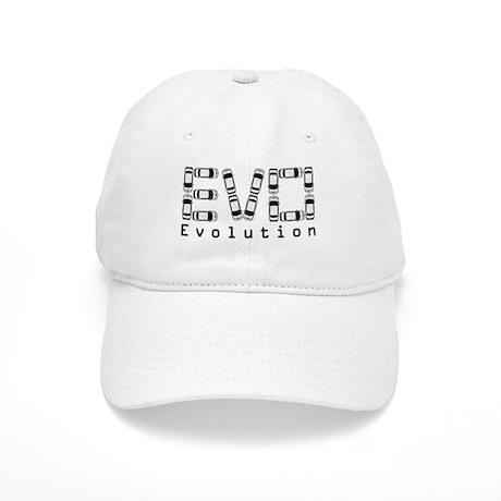 Lancer Evolution IX Cap