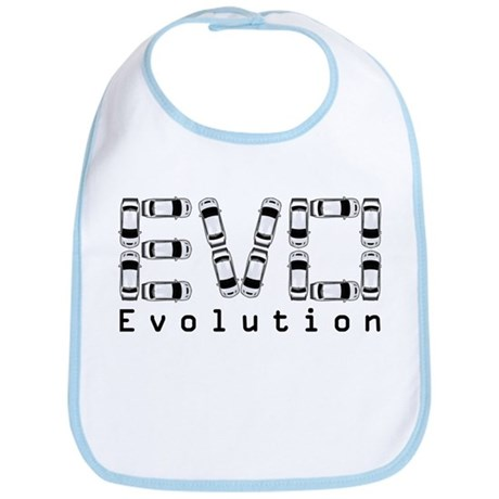 Lancer Evolution IX Bib