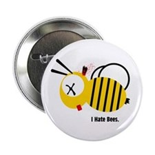 KnowledgeULTRA Presents: I Hate Bees Button!
