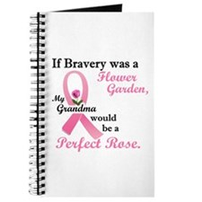 Bravery A Flower Garden 1 (Grandma) Journal