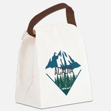 Unique Acadia national park Canvas Lunch Bag