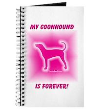 My Coonhound Journal
