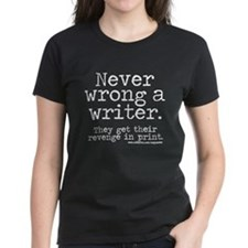 Never Wrong a Writer Tee