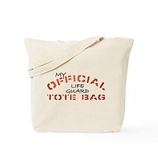Official Life Guard Tote Bag