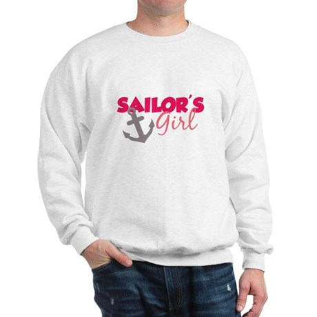 Sailor's Girl (Pink) Sweatshirt