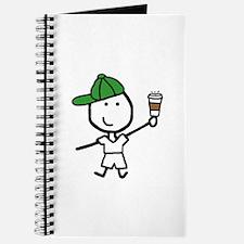 Boy & Coffee Journal