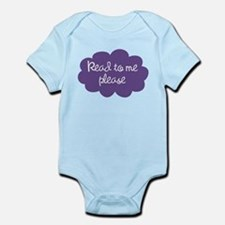 Read To Me Infant Bodysuit