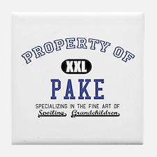 Property of Pake Tile Coaster