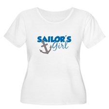 Sailor's Girl (Blue) T-Shirt