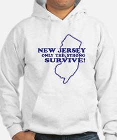 New Jersey Only the strong survive Jumper Hoody
