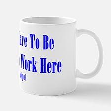 Douchebag Work Mug