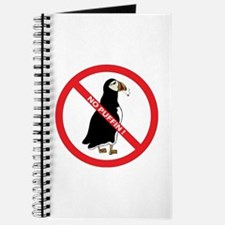 No Puffin Journal