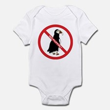 No Puffin Infant Bodysuit