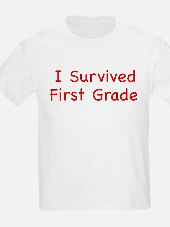 1st Grade T-Shirt