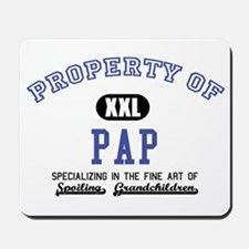 Property of Pap Mousepad